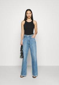 Pepe Jeans - JIVE REPAIR - Flared Jeans - denim - 1