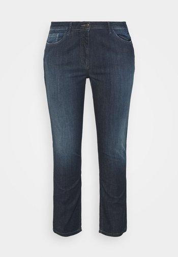 INES - Jeans Skinny Fit - marine blue