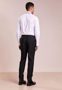 HUGO - HARTLEYS - Pantalón de traje - black - 2