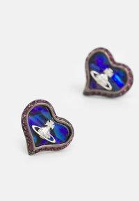 Vivienne Westwood - PETRA EARRINGS - Earrings - purple - 3