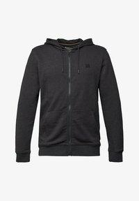 Esprit - Zip-up hoodie - anthracite - 7