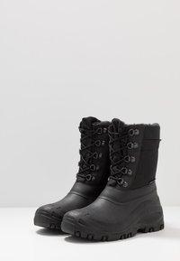 Pier One - UNISEX - Snowboots  - black - 2