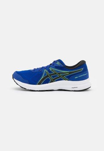 GEL CONTEND 7 - Scarpe running neutre - monaco blue/black