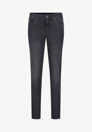 MELANIE - Slim fit jeans - anthrazit