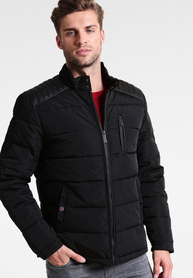 HARRINGTON - BIKER - Winter jacket - noir