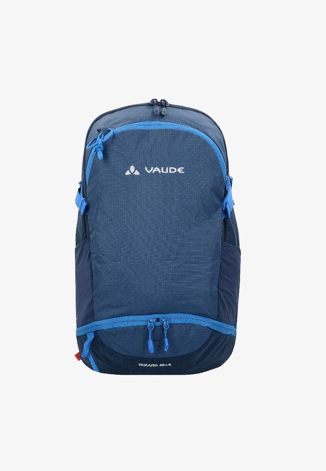 WIZARD 30+4 - Trekkingrucksack - fjord blue