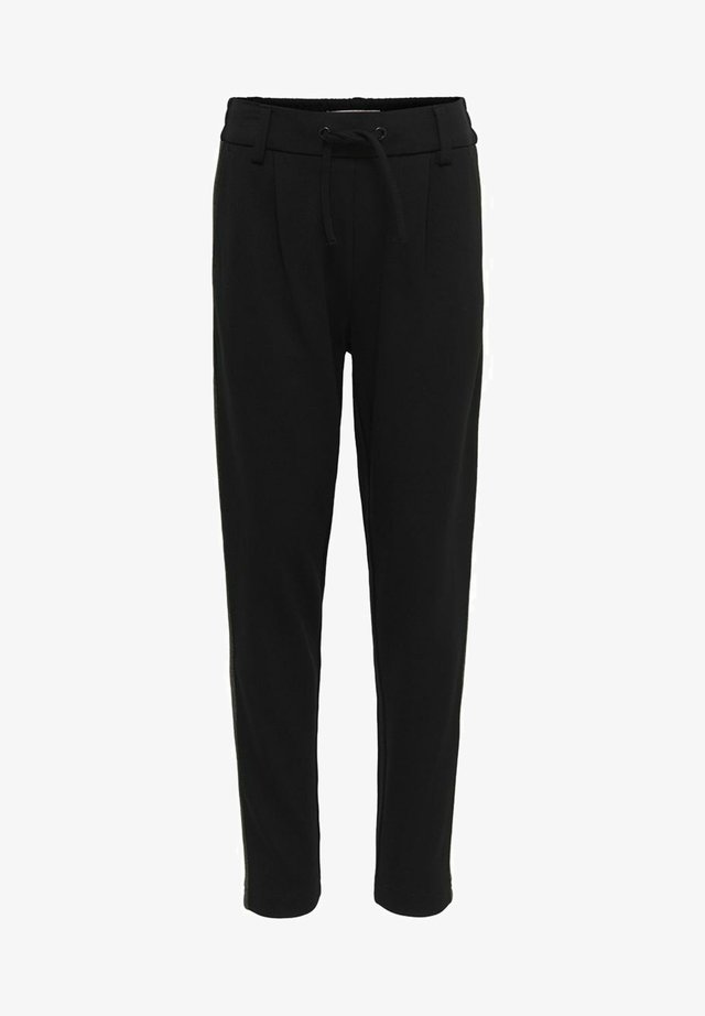 GLITZER - Pantalones deportivos - black