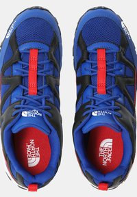 The North Face - M ARCHIVE TRAIL FIRE ROAD - Trail running shoes - mottled dark blue - 2