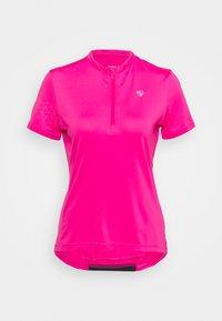 Ziener - NAMINTA LADY TRICOT - Cyklistický dres - purple - 0