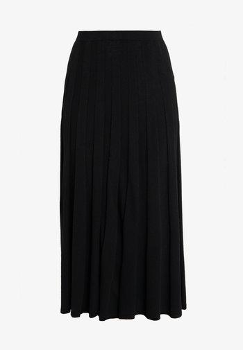 RUBY SKIRT - A-line skirt - black