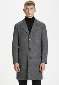 Matinique - Klassinen takki - dark grey melange - 0