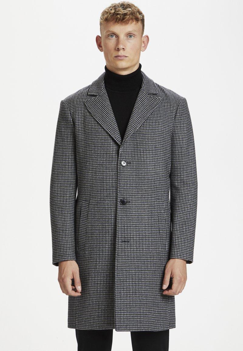 Matinique - Klassinen takki - dark grey melange