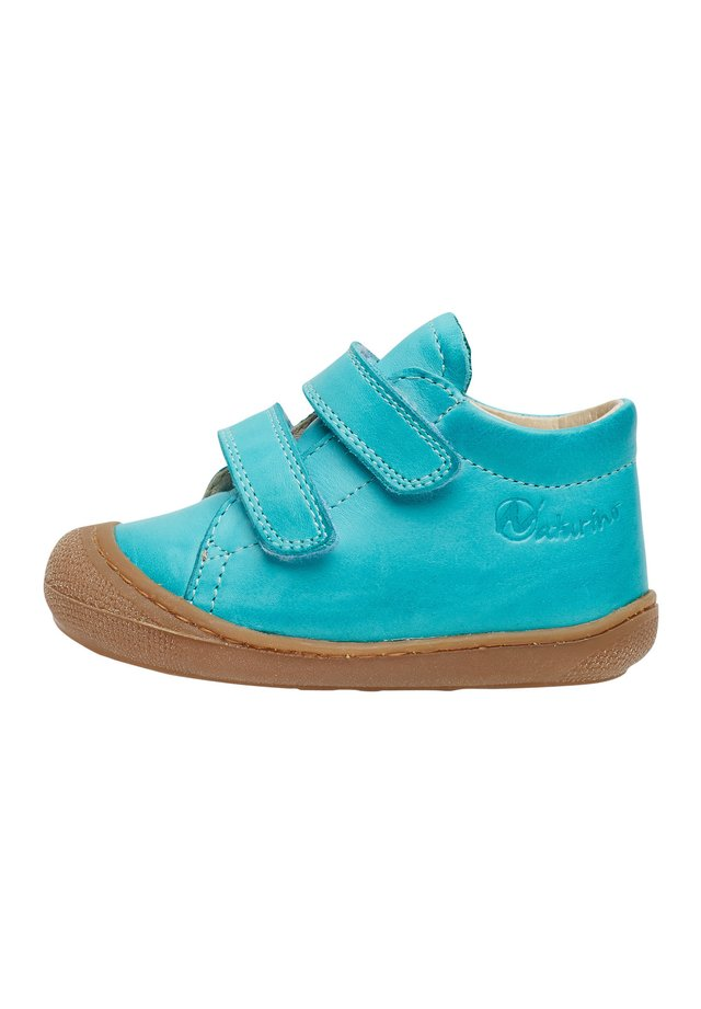 COCOON - Chaussures premiers pas - türkis