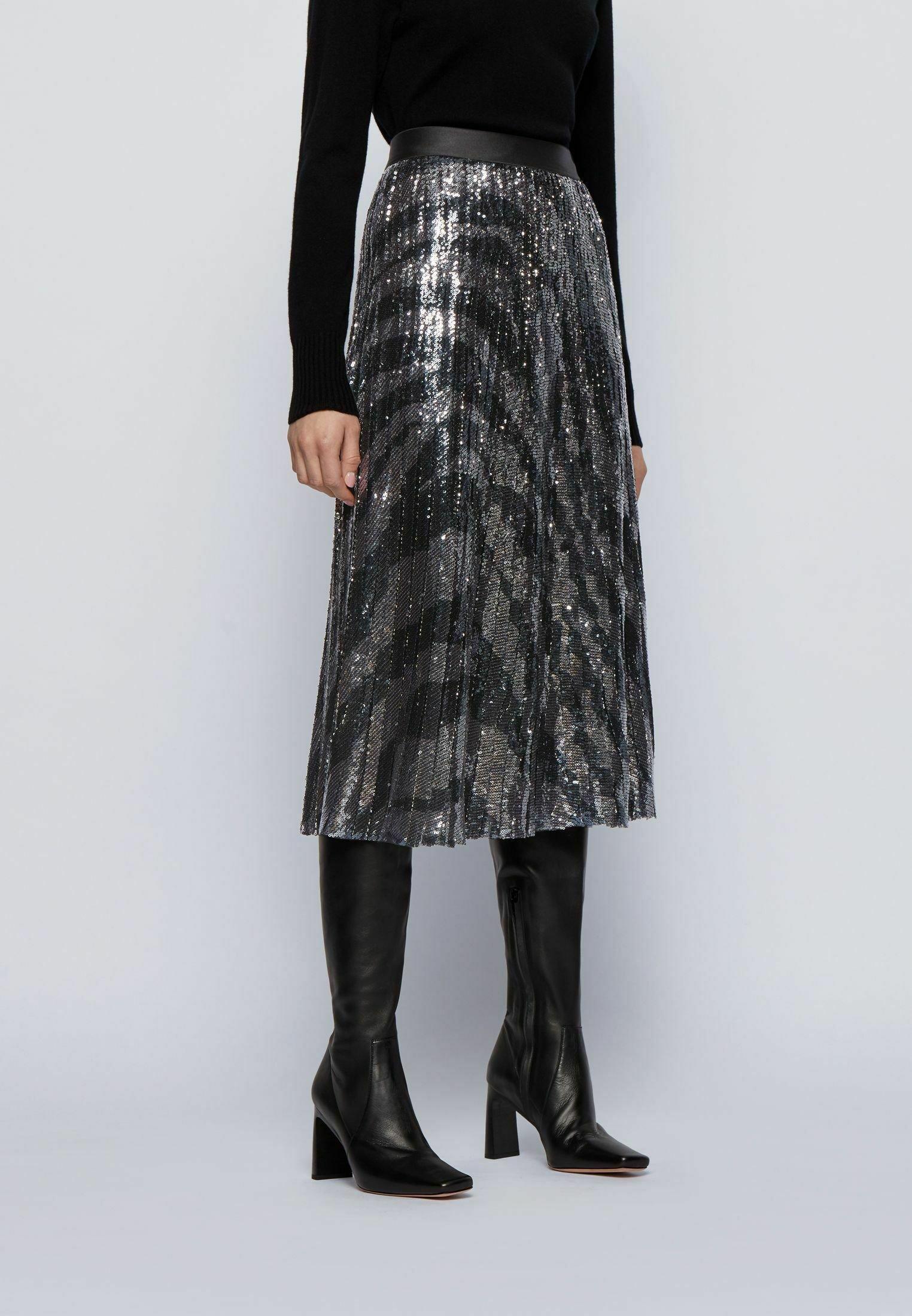 Women VASPARKY - Pleated skirt