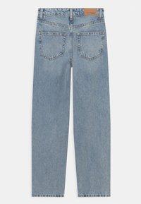 Gina Tricot Mini - Jeans Straight Leg - blue slit - 1