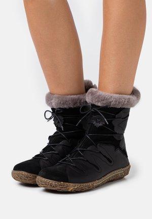 NIDO - Winter boots - black