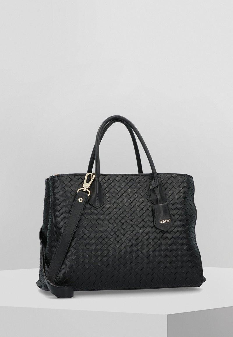 Abro - PIUMA  - Handbag - black