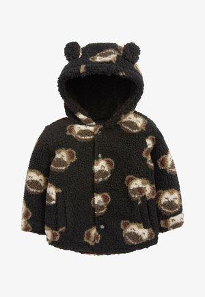 Winter jacket - black