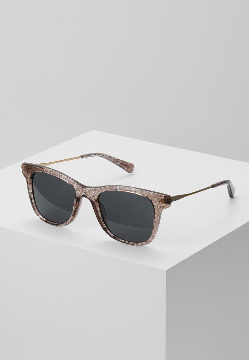 Coach - Sunglasses - transparent/black