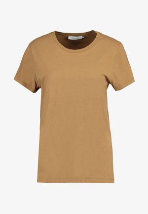 SOLLY TEE SOLID - Basic T-shirt - khaki