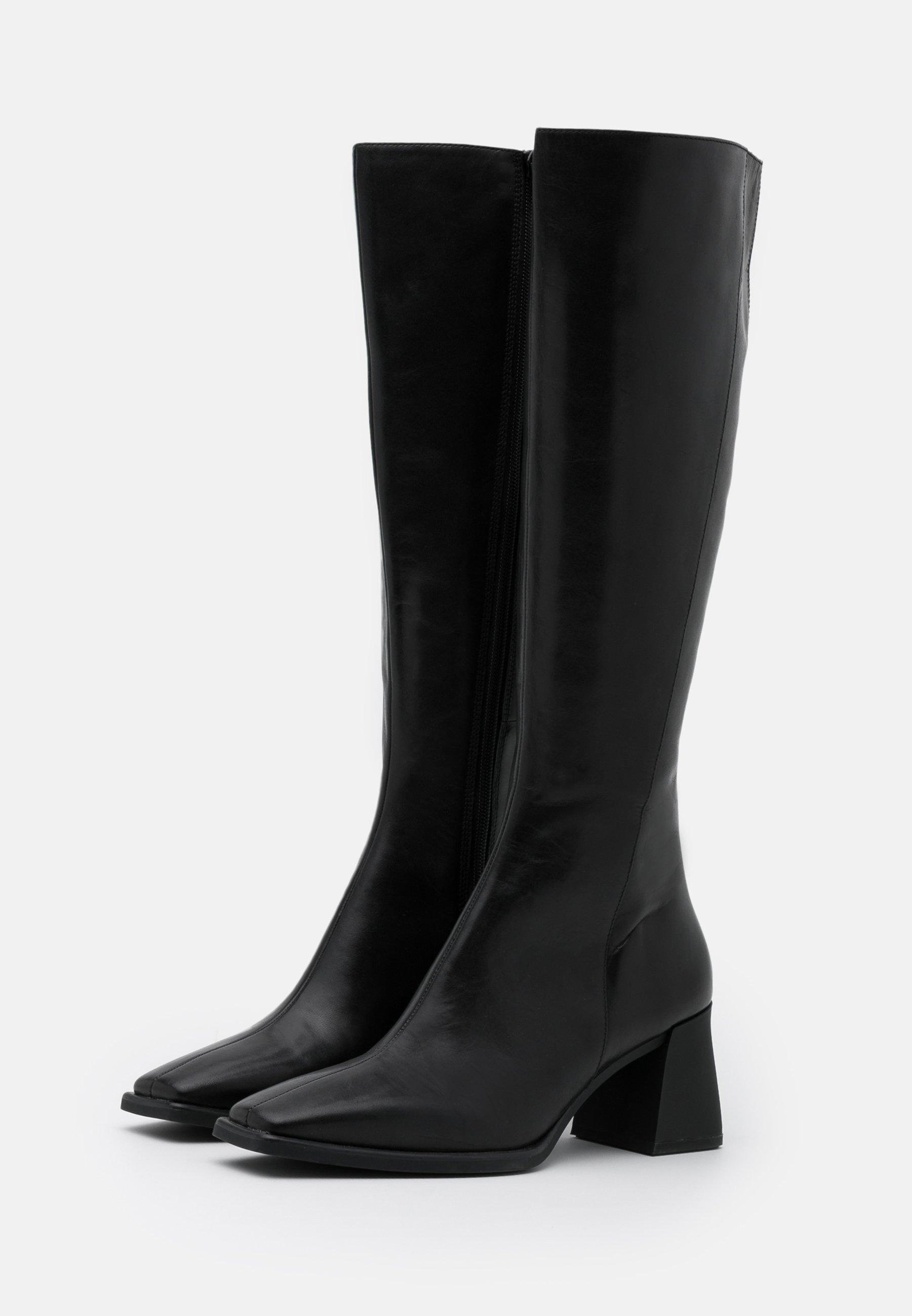 Vagabond Hedda - Støvler Black/svart