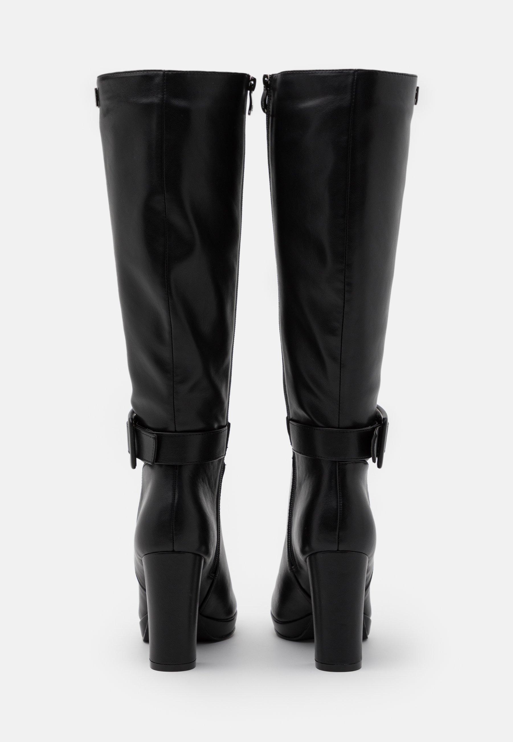 Laura Biagiotti Klassiska stövlar black Zalando.se