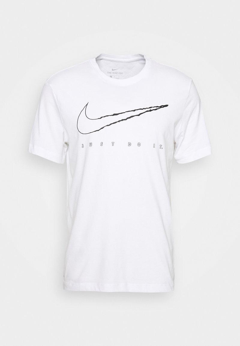 Nike Performance - TEE VILL - T-shirt print - white