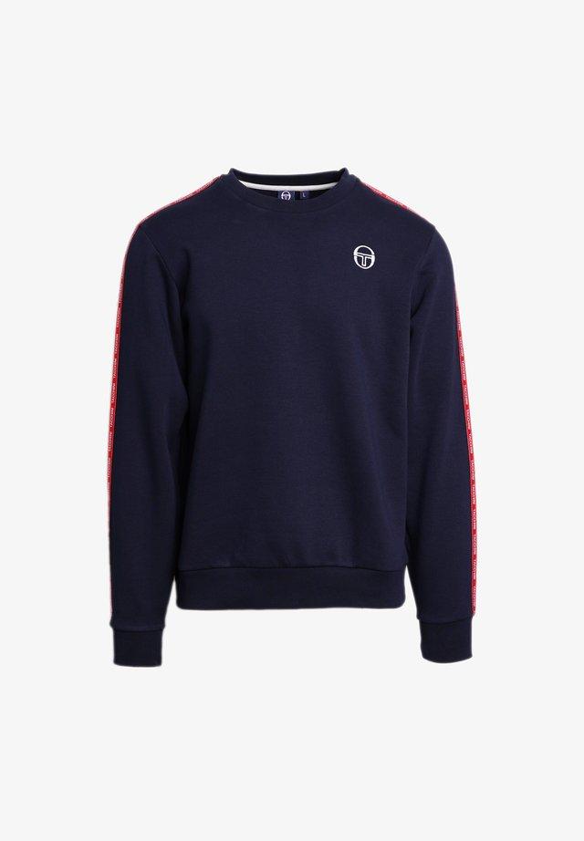 BUTCH CREW  - Sweatshirt - nvy/wht