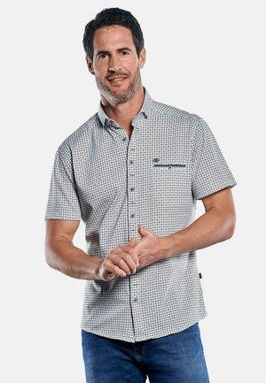 SUPER SOFTES PIQUÉ - Shirt - grau