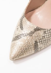 Dune London WIDE FIT - WIDE FIT ANNA - High heels - beige - 2