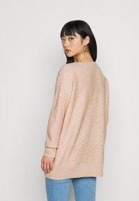 Wallis Petite - V NECK JUMPER - Pullover - blush - 2