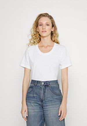 DARLING - T-shirt basic - white