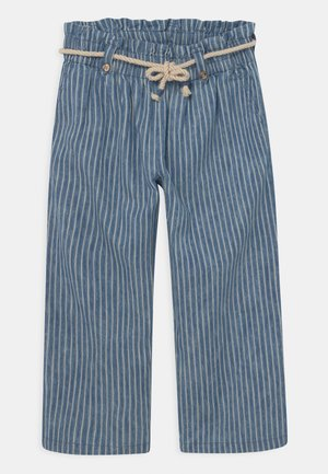 TEENAGER - Relaxed fit jeans - blue denim