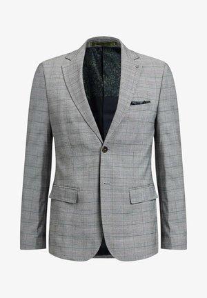 Suit jacket - blended dark grey