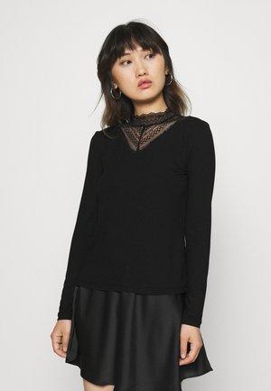 VISOLITTA - Långärmad tröja - black