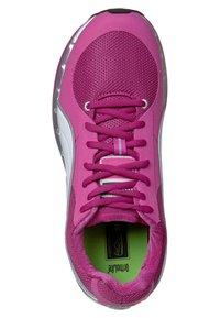 Puma - FAAS 500 W - Chaussures de running compétition - neon/silver/fluo blue - 6