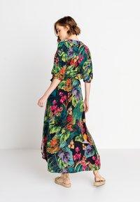 Ivko - TROPICAL MOTIF - Shirt dress - amazonas - 2