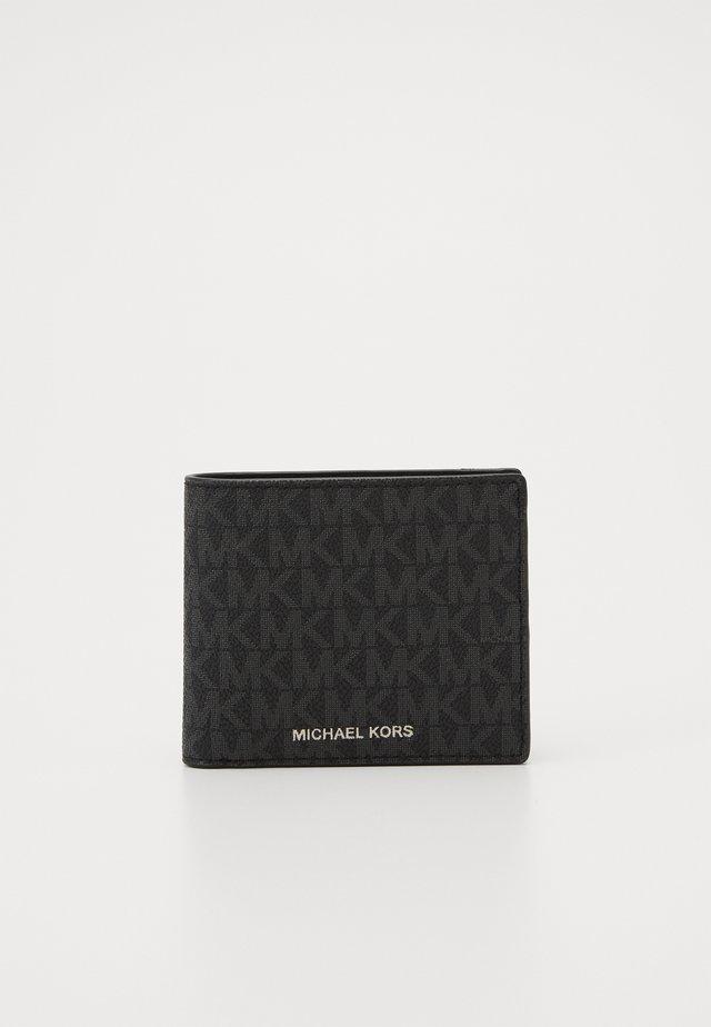 GREYSON BILLFOLD COIN POCKET - Portfel - black