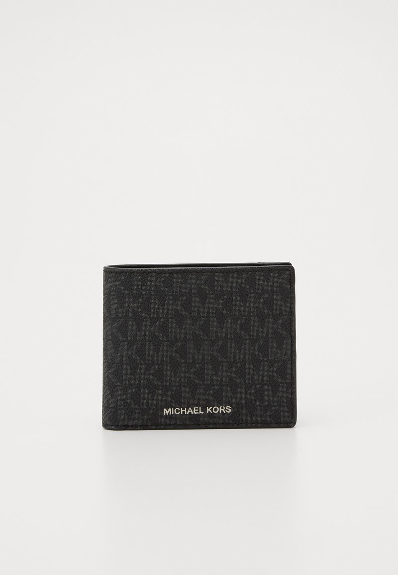 Michael Kors - GREYSON BILLFOLD COIN POCKET - Wallet - black