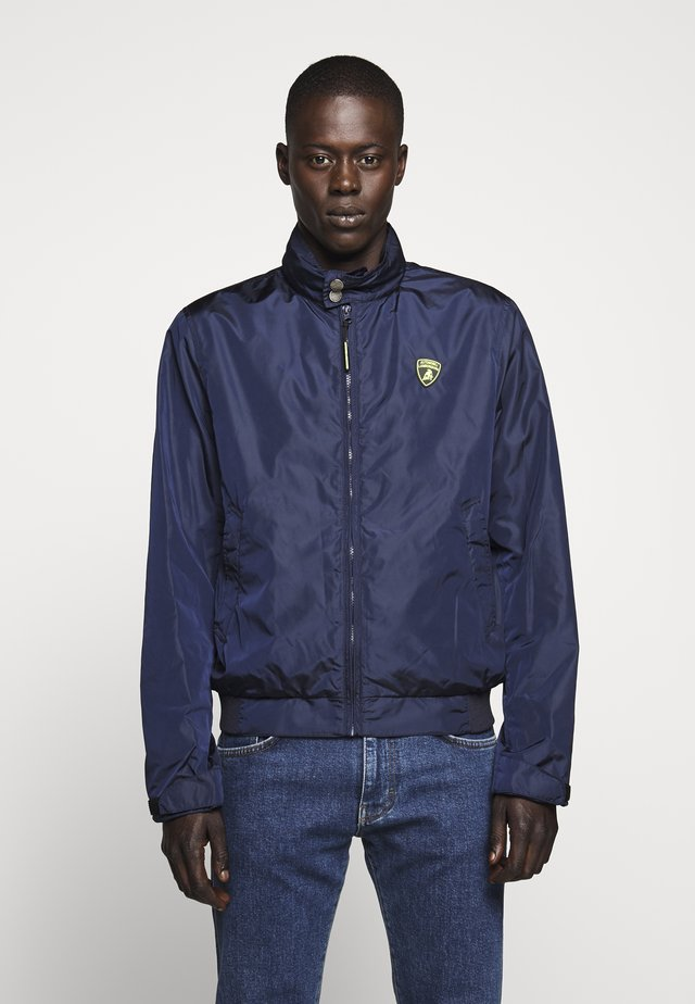 LIGHT JACKETS - Summer jacket - prussian blue