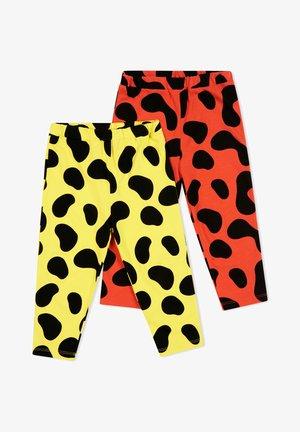 TROUSERS 2-PACK FROG CAMO LEGGINGS - Leggings - Trousers - multi