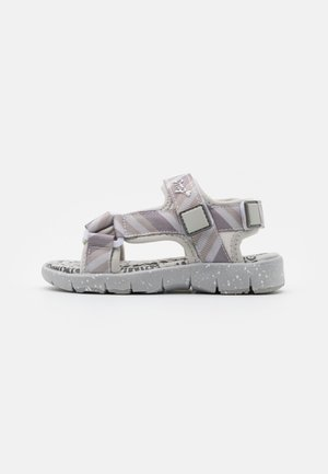 Walking sandals - grigio