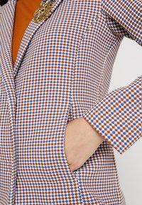 Rich & Royal - DECORATED COAT - Summer jacket - cornflower blue - 6