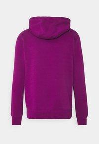 Nike Sportswear - CLUB HOODIE - Hættetrøjer - viotech/white - 1