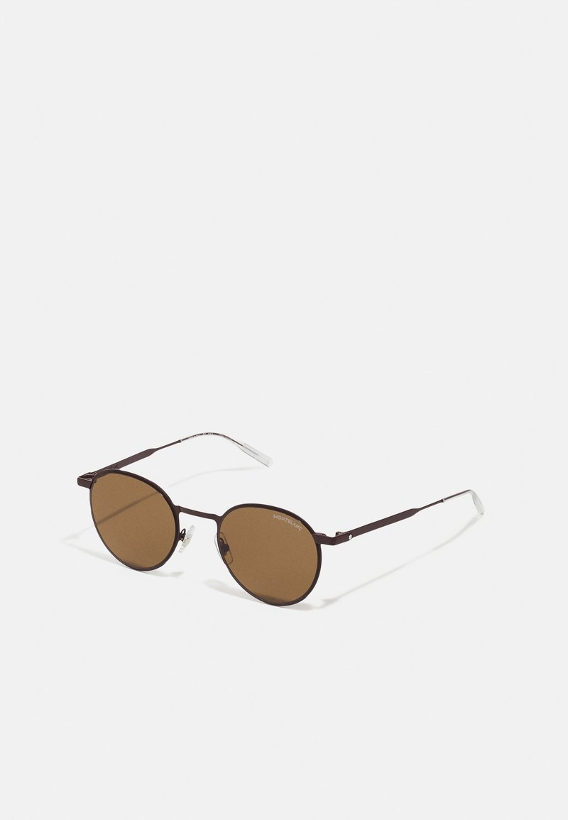 Mont Blanc - UNISEX - Sunglasses - brown