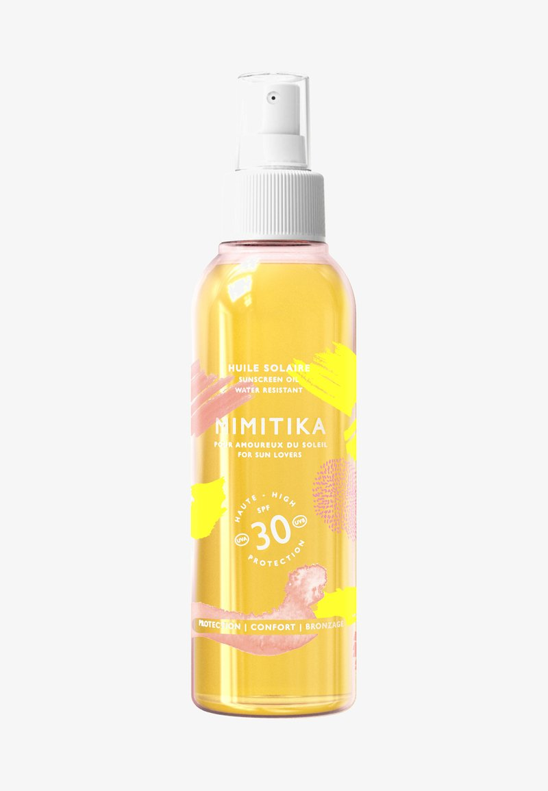 Mimitika - SUNSCREEN OIL SPF 30 150ML - Body oil - -