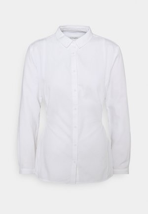 CHRISTIE BLOUSE - Button-down blouse - white