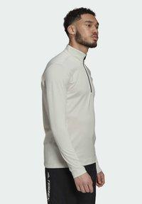 adidas Performance - Fleece jumper - grey - 2