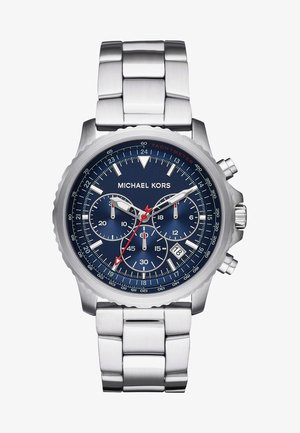 THEROUX - Chronograph watch - silver-coloured