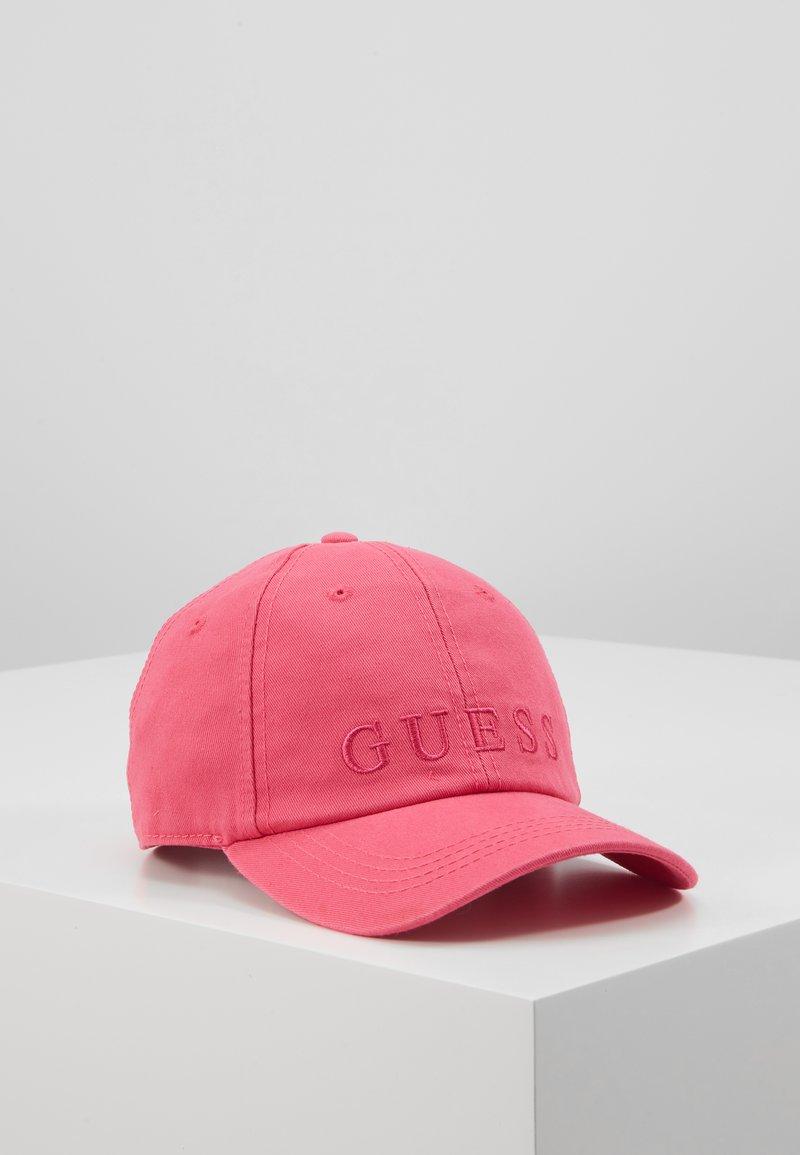 Guess - BASEBALL - Gorra - rouge/shocking pink
